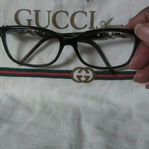 Gucci prescription/reading glasses